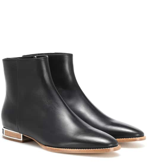 48d30fd4d Flat Ankle Boots | Designer Footwear for Women at Mytheresa