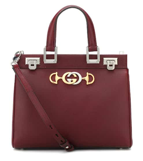 2de6cb03068c Gucci Zumi Small leather tote | Gucci. Gucci