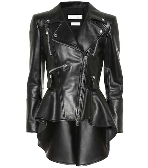b2511377ceaa39 Leather jacket. $ 5,490. available sizes. IT 40