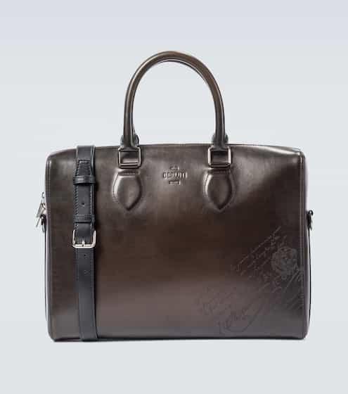 벨루티 데일리 스크리토 서류가방 Berluti Daily leather Scritto briefcase