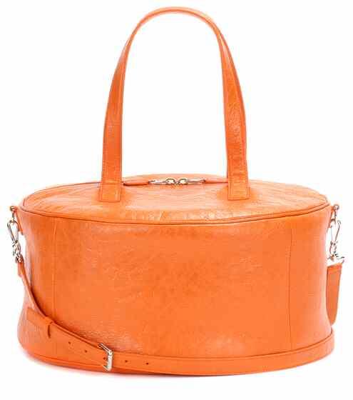 Balenciaga Tasche Air Hobo M aus Leder