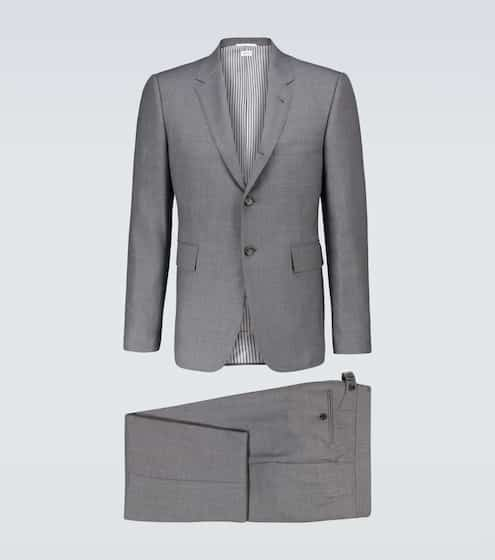 탐 브라운 Thom Browne Classic wool twill suit