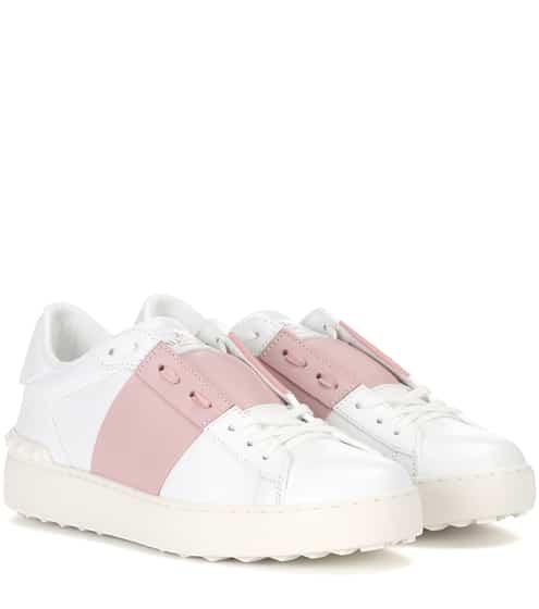 Valentino Garavani Schuhe Rockstud Sneakers Co Mytheresa