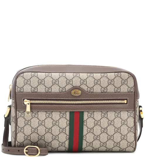 dcfd4f443b Gucci Ophidia Small Gg Supreme Shoulder Bag from mytheresa - Styhunt