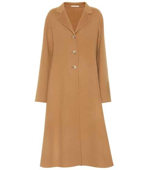 Cappotto in lana e cashmere  21bd9c58ae6