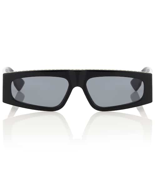Dior Sunglasses DiorPower embellished sunglasses