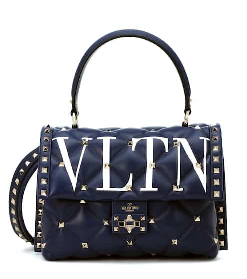 발렌티노 Valentino Garavani Candystud Medium shoulder bag