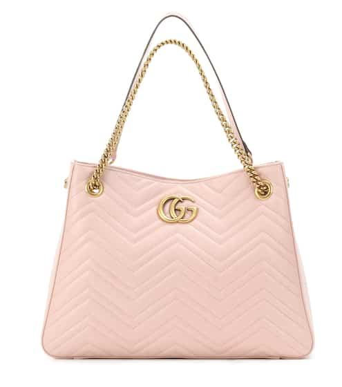 Gucci Tasche GG Marmont aus Leder