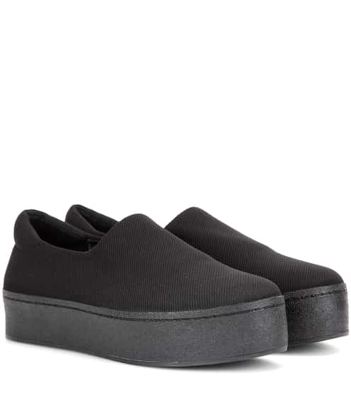 Opening Ceremony Slip-ons Cici mit Plateausohle
