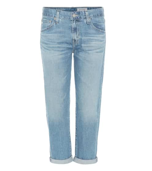 AG Jeans Cropped Jeans The Ex-Boyfriend Slim