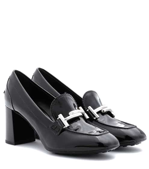Tod's Pumps aus Lackleder