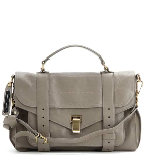 Ps1 Medium Leather Tote Proenza Schouler