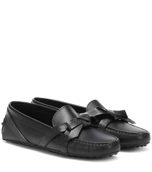 5ee607ce2b0 Gommino leather loafers