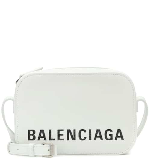 7efbdb6e18 Ville Camera XS leather shoulder bag | Balenciaga
