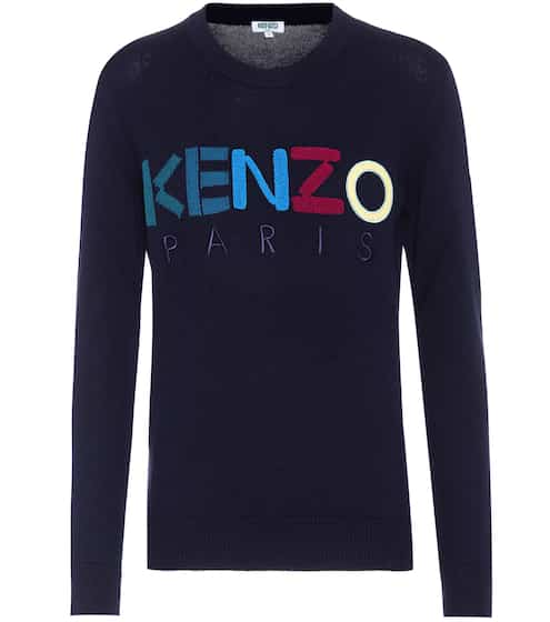 Kenzo Pullover aus Wolle