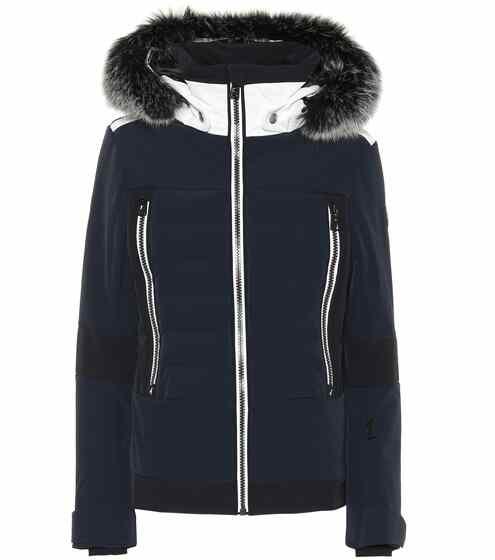 507d0ae489 Manou fur-trimmed ski jacket