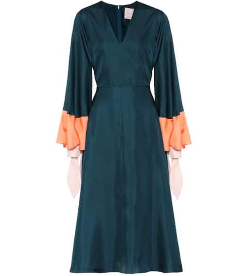 Roksanda Kleid Henning aus Seidensatin