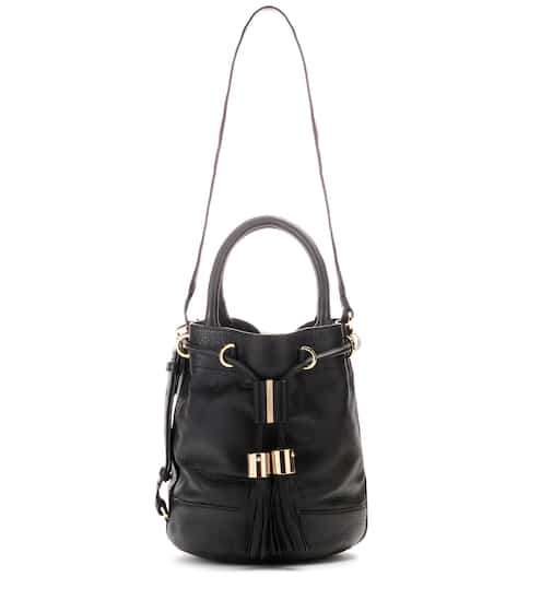 See By Chloé Vicki Large leather bucket bag