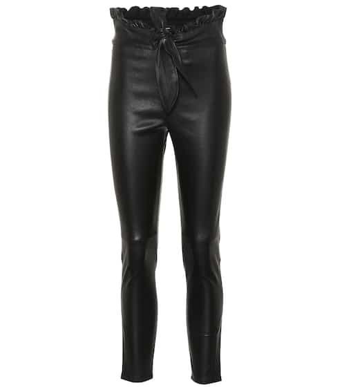 6881dcf9341ef2 Leather Pants for Women | Designer Clothes at Mytheresa