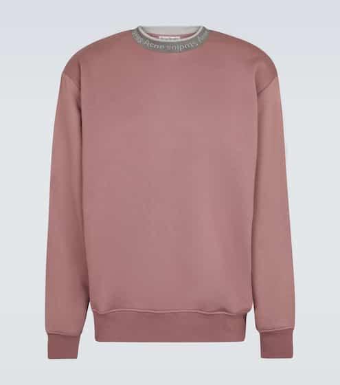 아크네 스튜디오 맨 로고 맨투맨 Acne Studios Logo crewneck sweatshirt