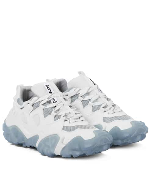아크네 스튜디오 Acne Studios Bolzter W Tumbled sneakers