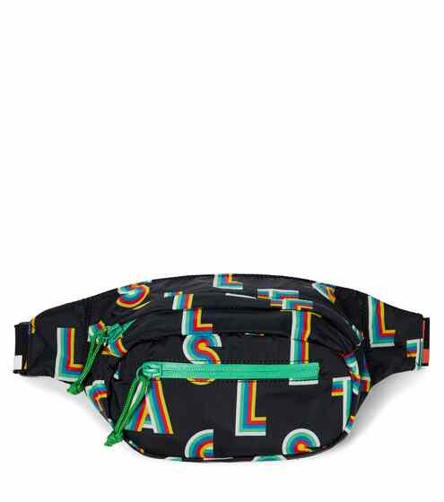 스텔라 맥카트니 키즈 벨트백 STELLA McCARTNEY Kids Logo printed belt bag