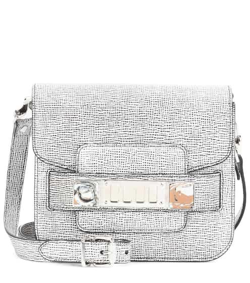 Proenza Schouler PS11 Tiny leather shoulder bag