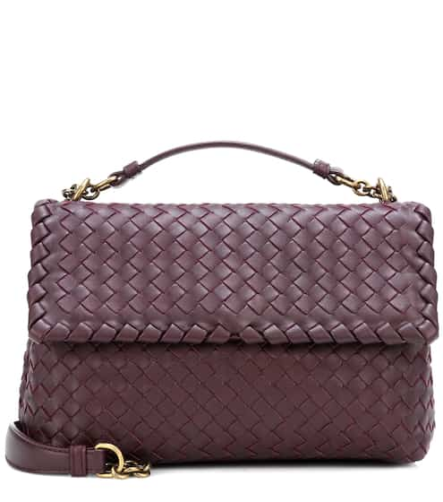 8e7742c0b72 Olimpia Small leather shoulder bag   Bottega Veneta. Bottega Veneta