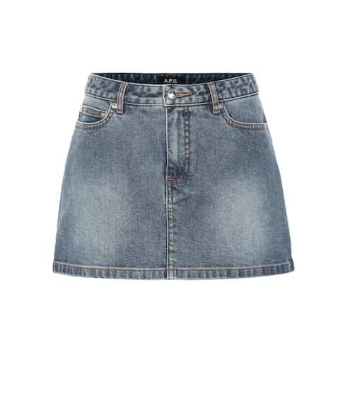 b31953f5efca57 Jupes en jean de Luxe pour Femme en ligne | Mytheresa