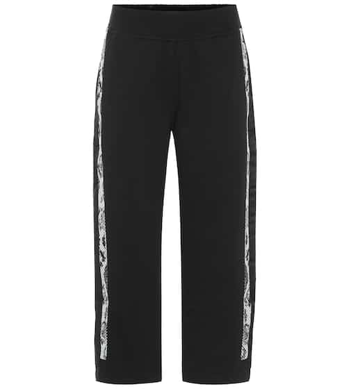 29d080bccf Pantaloni sportivi in cotone | Adidas by Stella McCartney