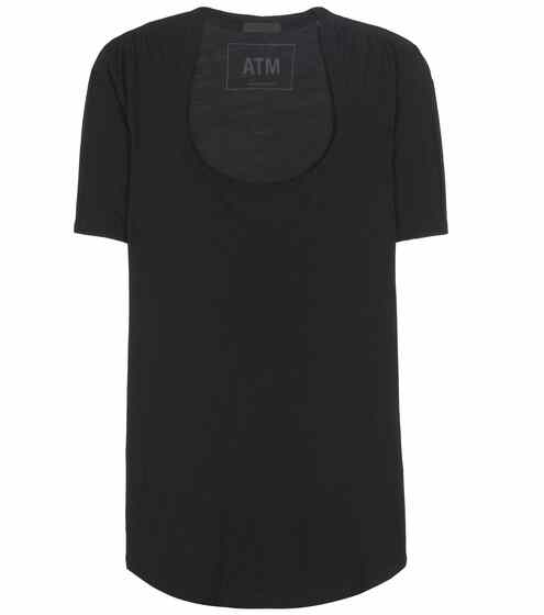 ATM Anthony Thomas Melillo T-Shirt aus Jersey