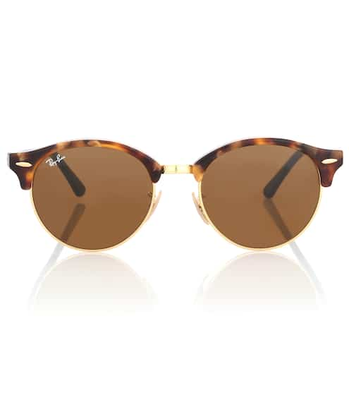 Ray-Ban Sonnenbrille RB4246 Clubround