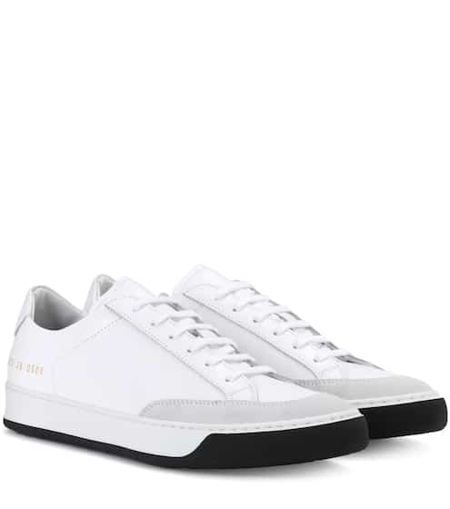 Common Projects Sneakers Tennis Pro aus Leder