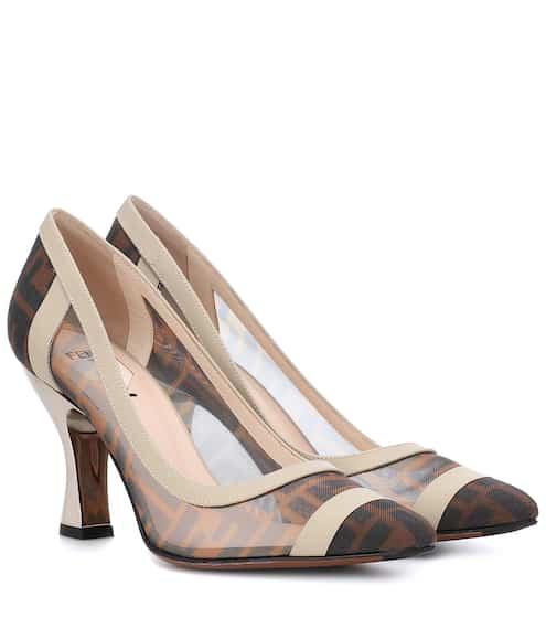 a44aa52725b Fendi Shoes - Designer Women's Shoes | Mytheresa