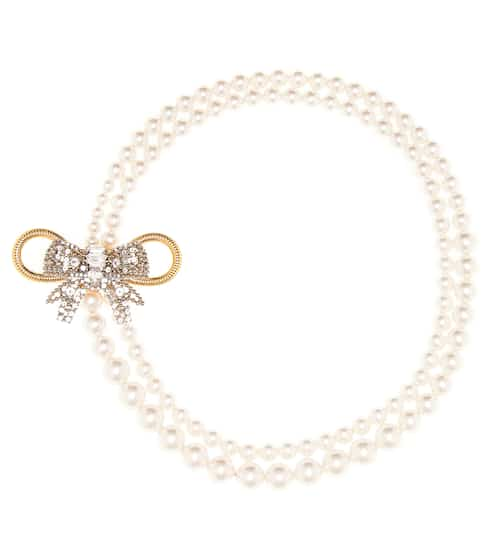 65135becf7d2d Necklaces - Designer Jewellery for Women at Mytheresa