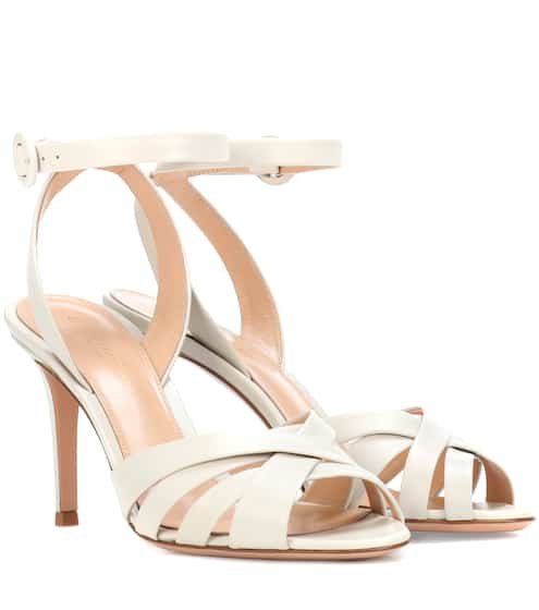 de9d791d14f Gianvito Rossi Exclusive To Mytheresa.Com Multi-Strap High Leather Sandals