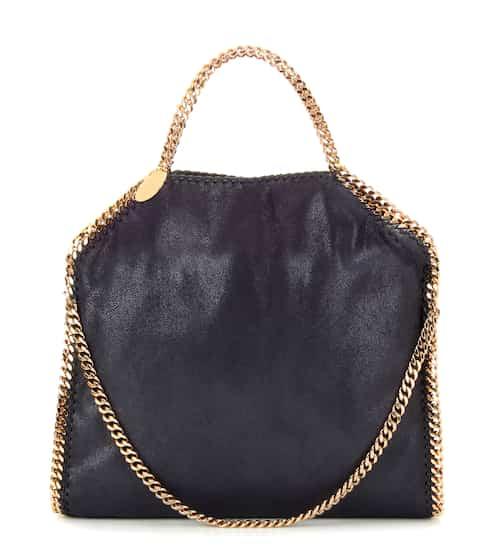 stella mccartney nina medium faux leather shoulder bag from mytheresa styhunt. Black Bedroom Furniture Sets. Home Design Ideas