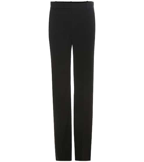 Holm cotton-blend trousers Isabel Marant X67Ep6347x