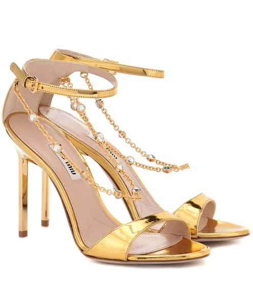 30db0fc44 Mytheresa أحذية ميو ميو | أحذية نسائية مرموقة