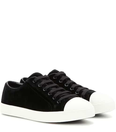Prada Sneakers aus Samt