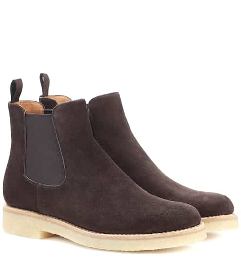 Church's Chelsea Boots Greenock aus Veloursleder