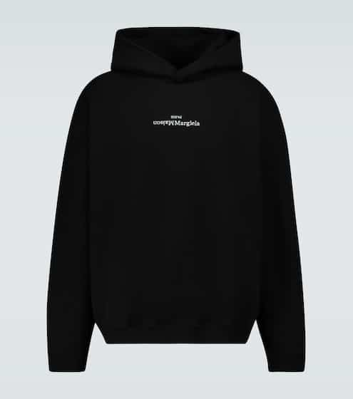 메종 마르지엘라 Maison Margiela Upside down logo sweatshirt