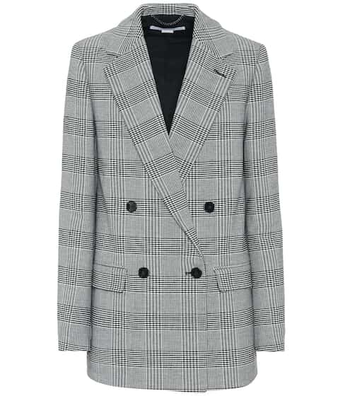 Stella McCartney Gemusterter Blazer Milly
