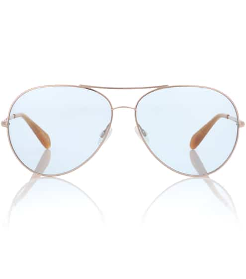 Oliver Peoples Aviator-Sonnenbrille Sayer