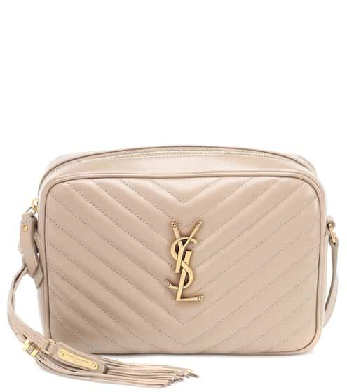 생 로랑 Saint Laurent Lou Camera leather crossbody bag