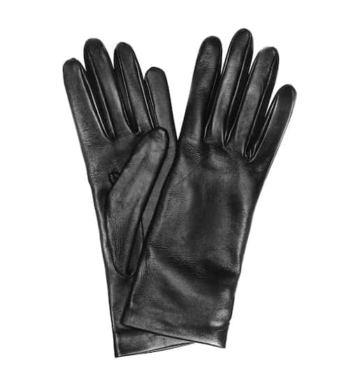 발렌시아가 장갑 Balenciaga Leather gloves