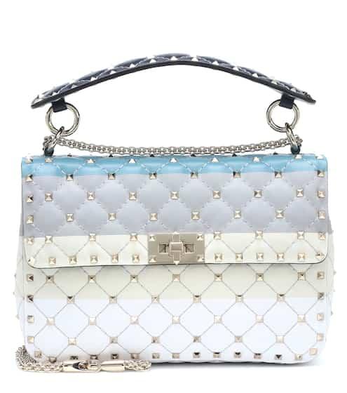 593b4a8c740ac Valentino Garavani Spike.it leather shoulder bag | Valentino