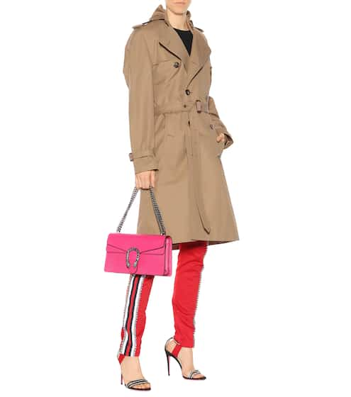 Cotton-blend trench coat | Gucci