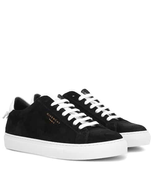 ab9cebb4d0b0 Sneakers Urban Knots aus Veloursleder   Givenchy