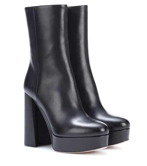 high heel boots shoes shop now at. Black Bedroom Furniture Sets. Home Design Ideas